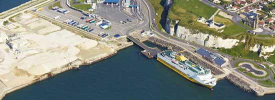 Renseignements Gps Carte Itin 233 Raires Port De Dieppe